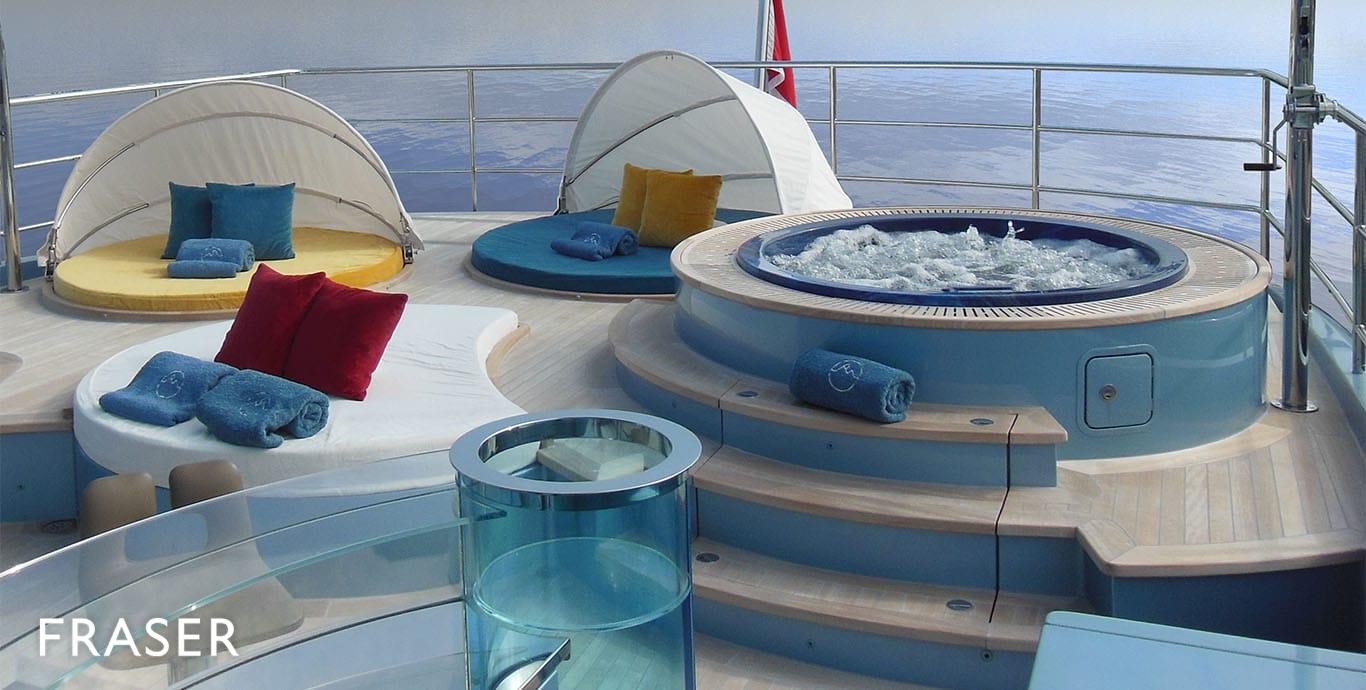 PHILMI yacht