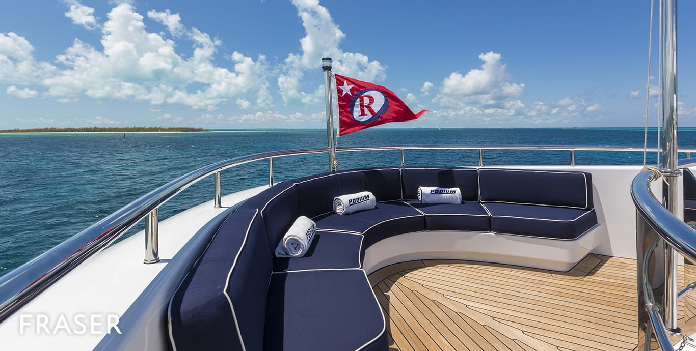 PODIUM yacht