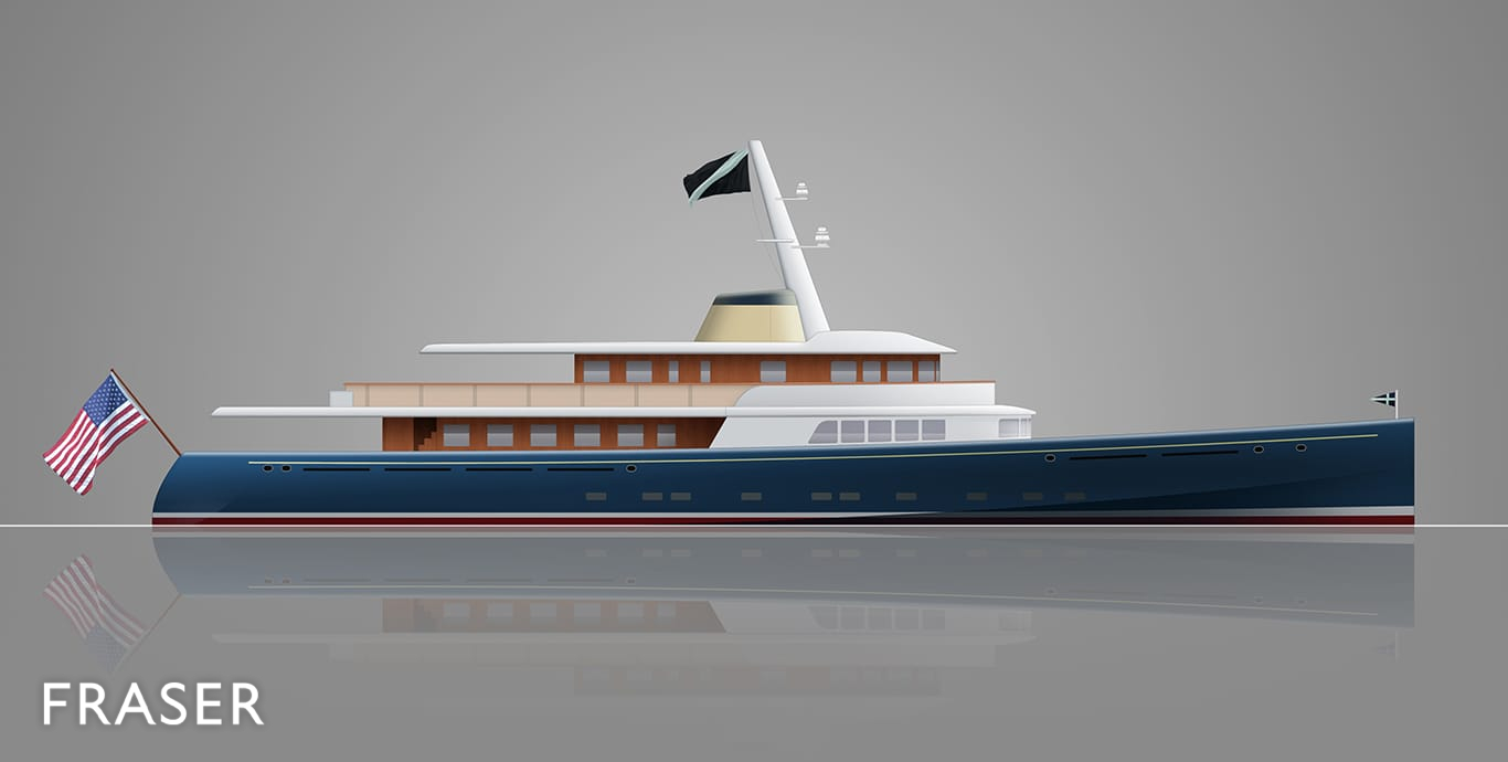 PROJECT MARLIN yacht