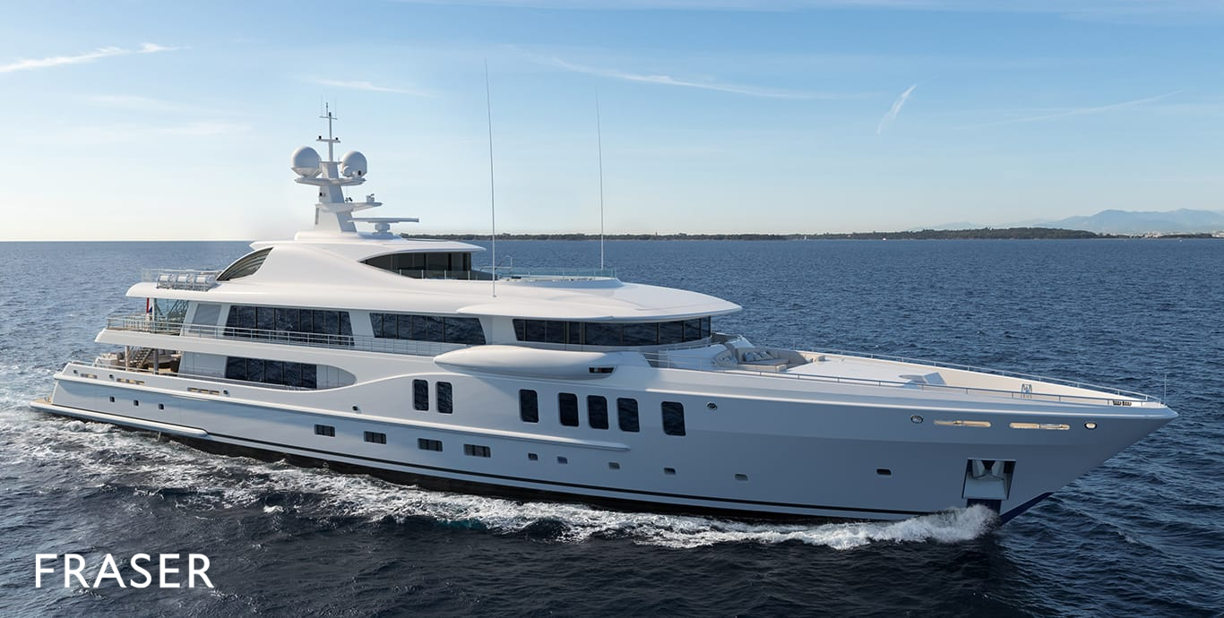 PROJECT WAKA yacht