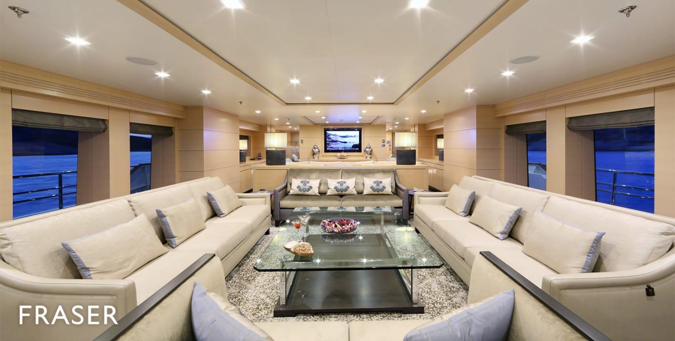 RIMA II yacht
