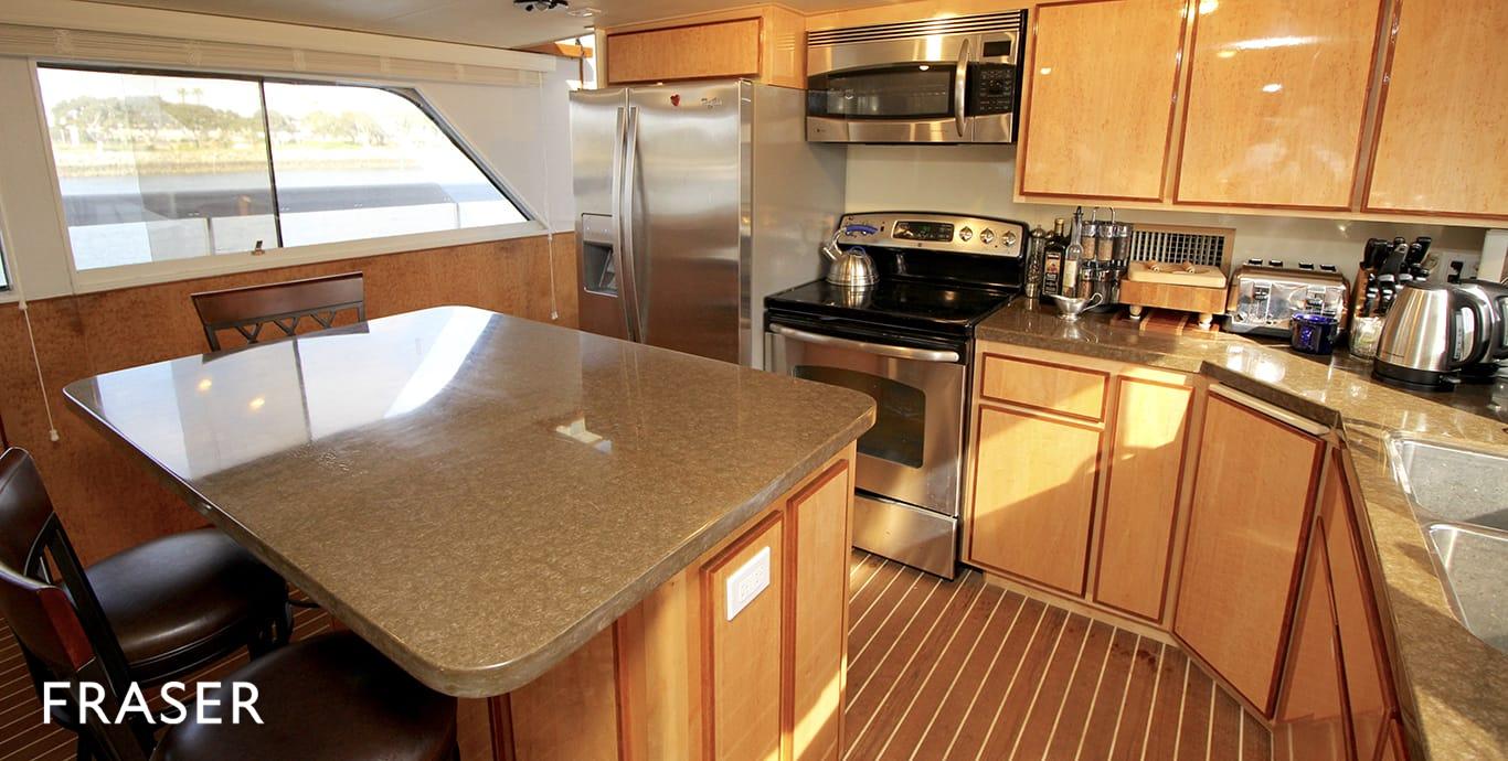 ROYAL EAGLE II yacht