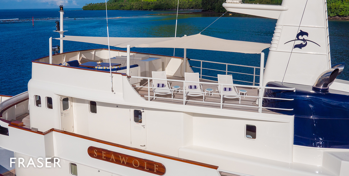 SEAWOLF Yacht for Sale | Fraser