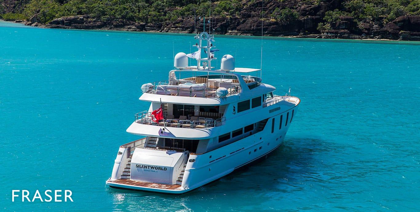 SILENTWORLD yacht