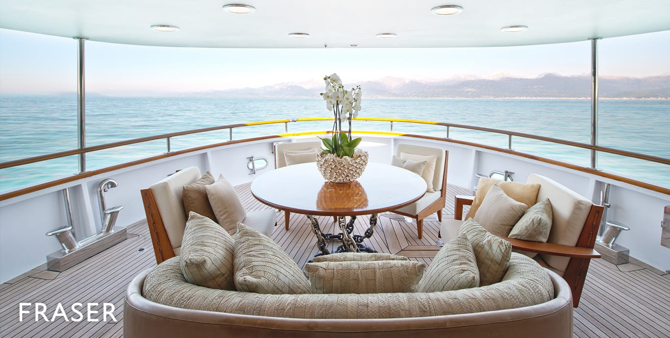 SIRAHMY yacht