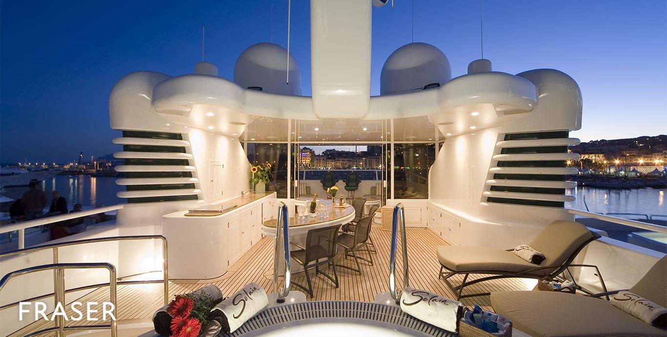SOLAIA yacht
