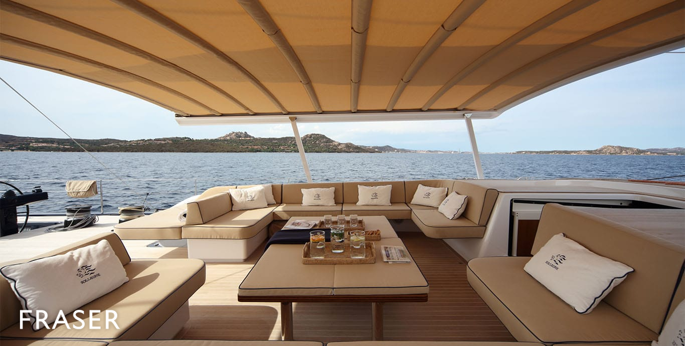 SOLLEONE yacht