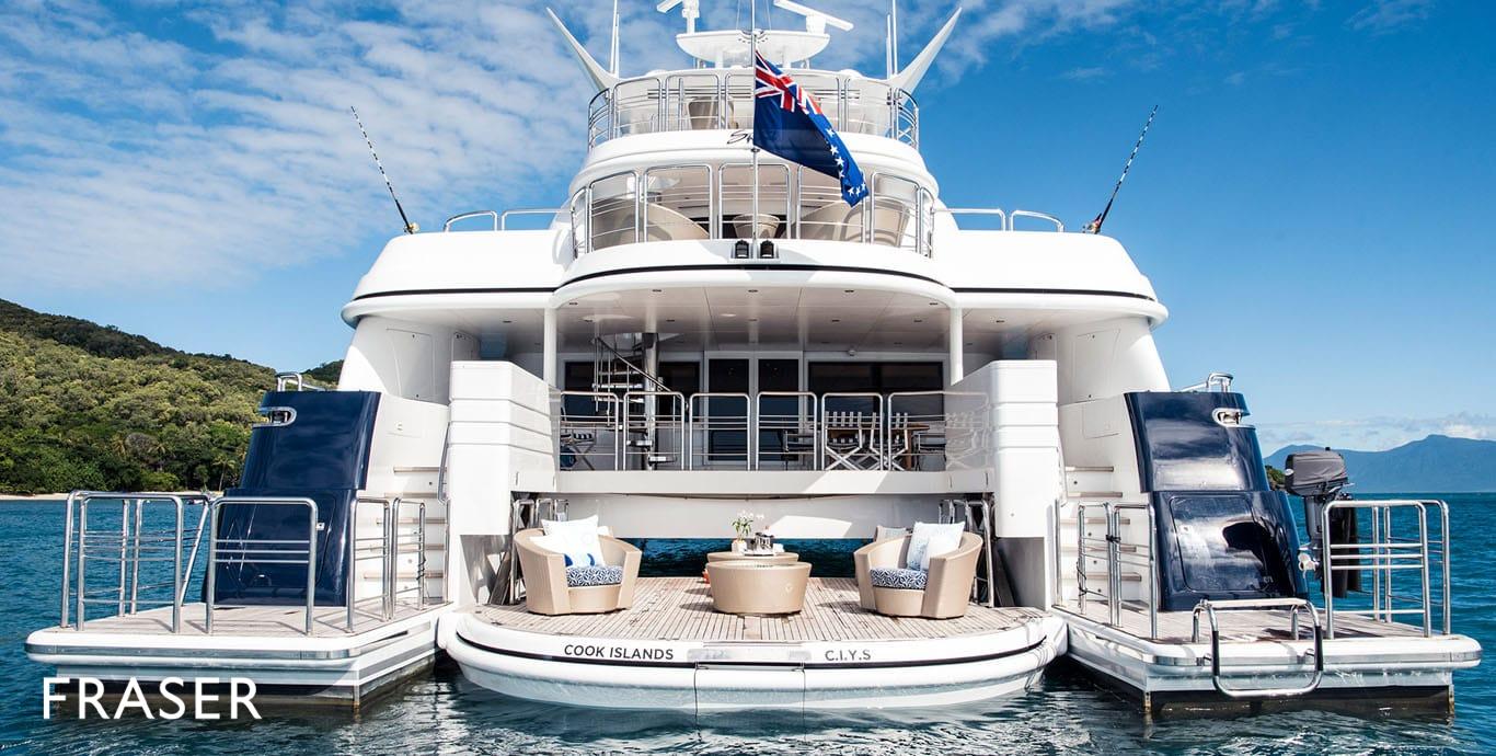 SPIRIT 35 yacht