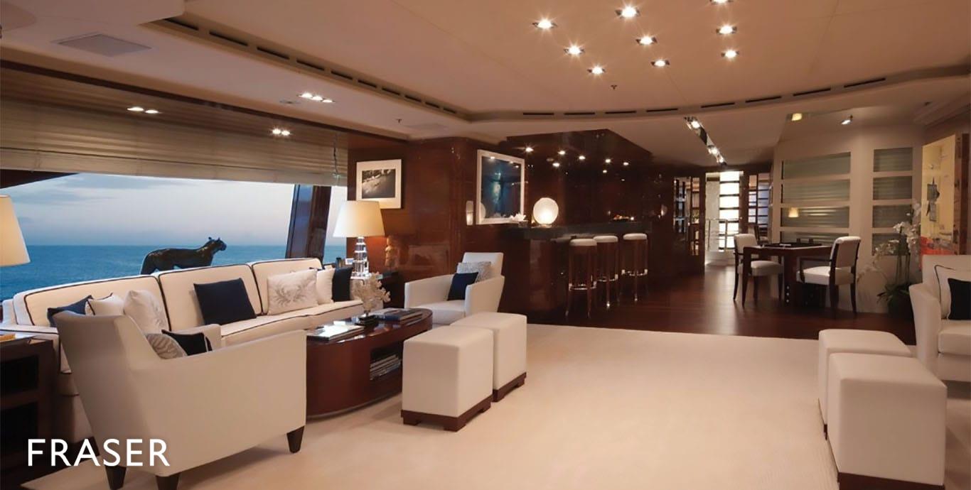OSHO yacht
