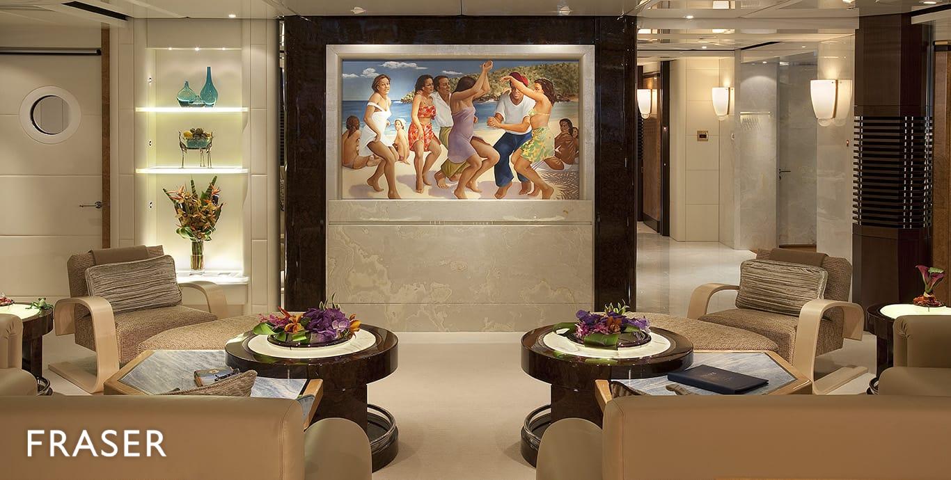 SYCARA V yacht