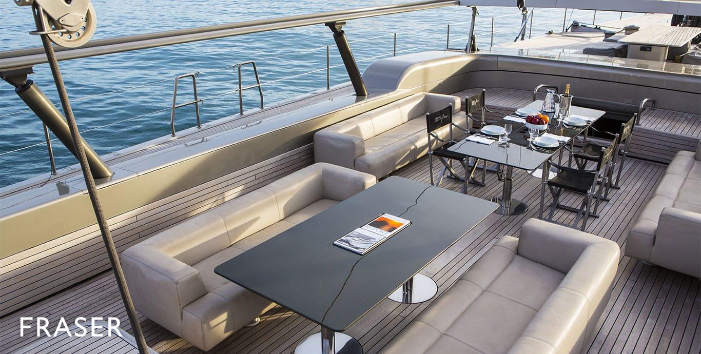 SYL yacht