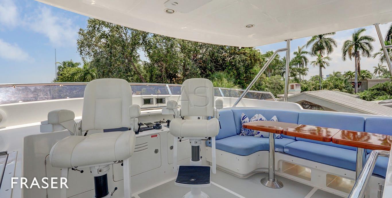 TAKE 5 Yacht   Fraser