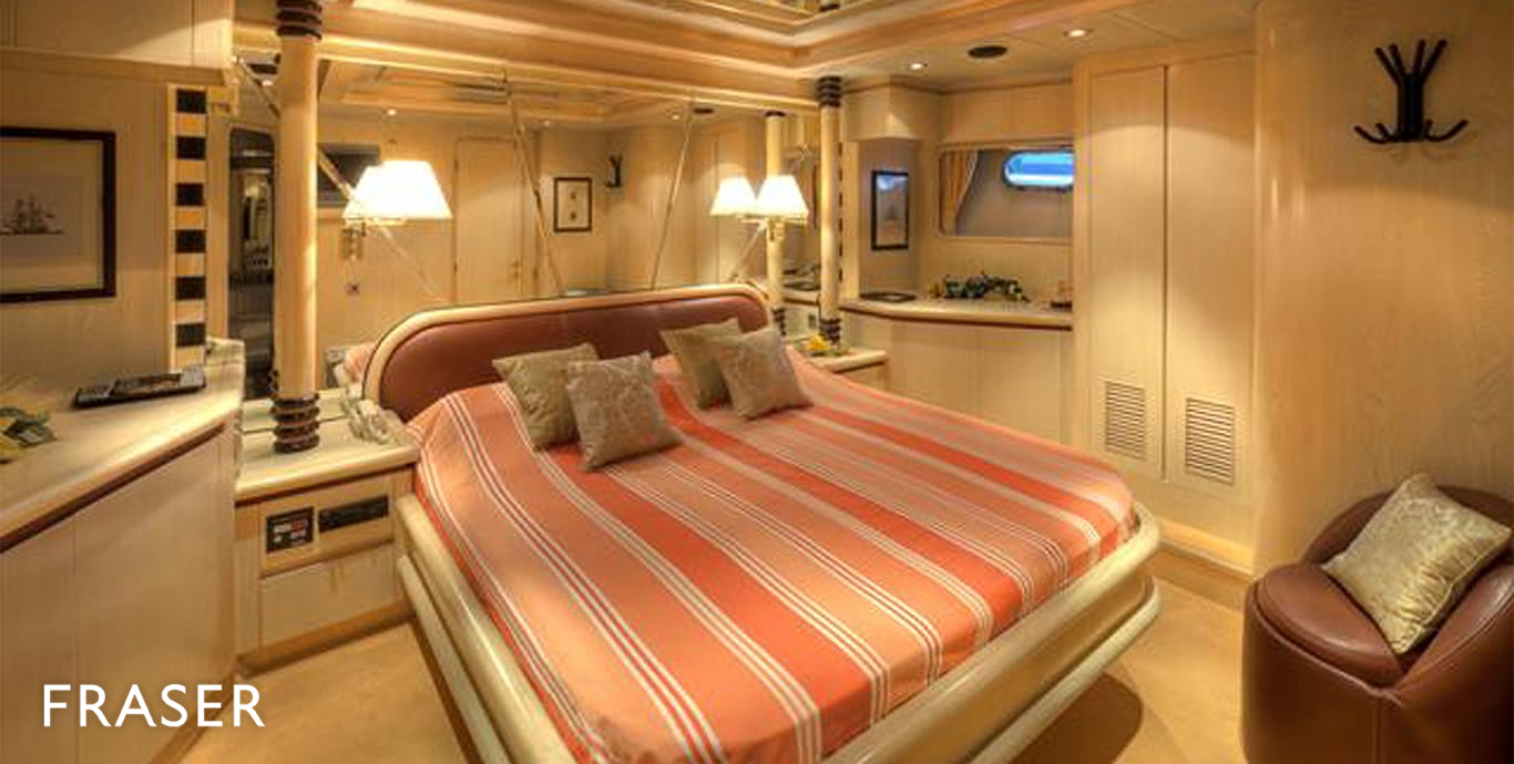 TAKE 5 yacht