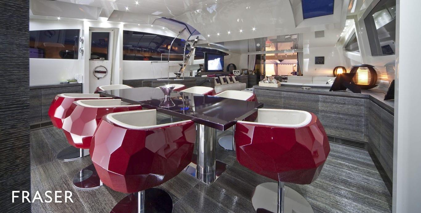 TOBY yacht
