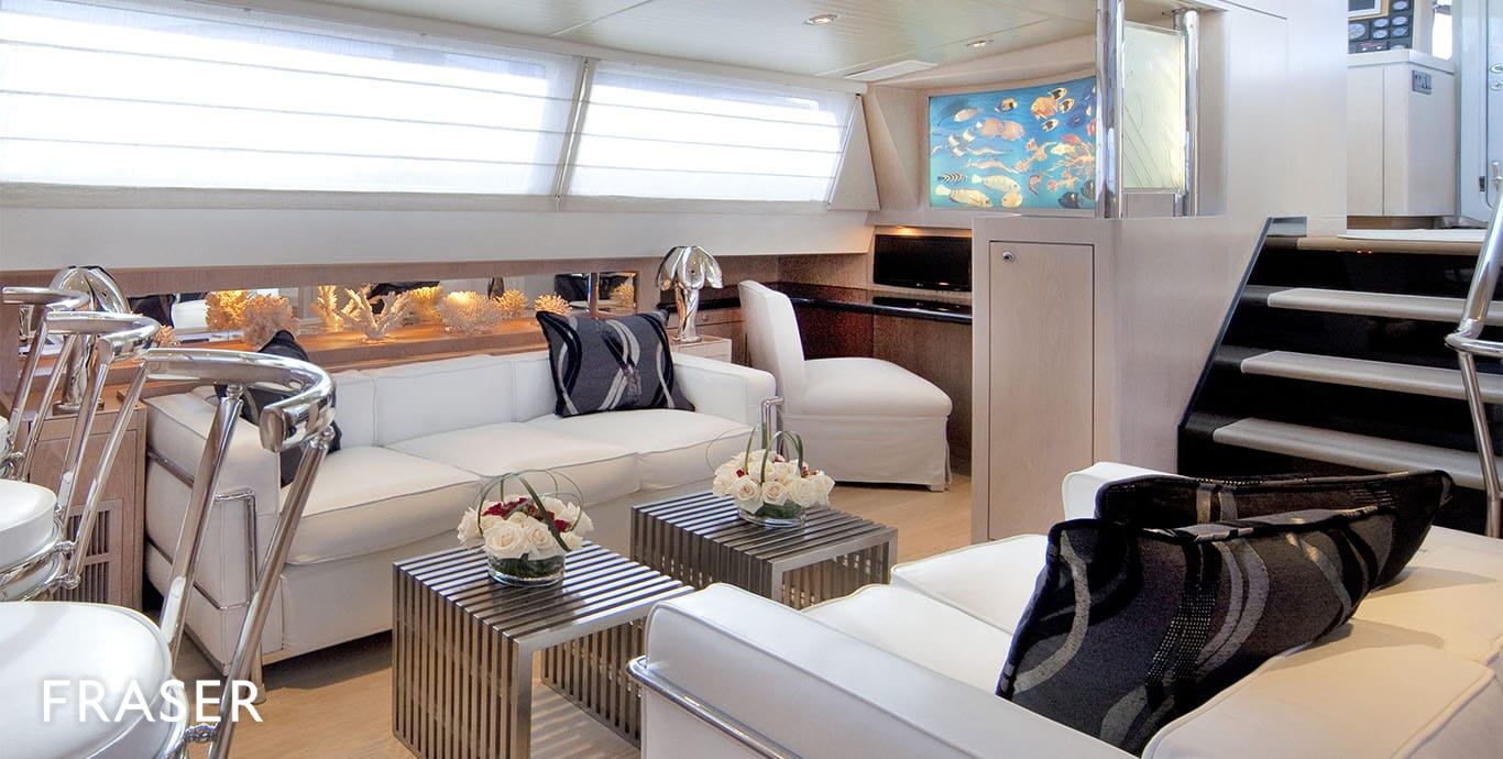 TOTO Yacht for Sale | Fraser