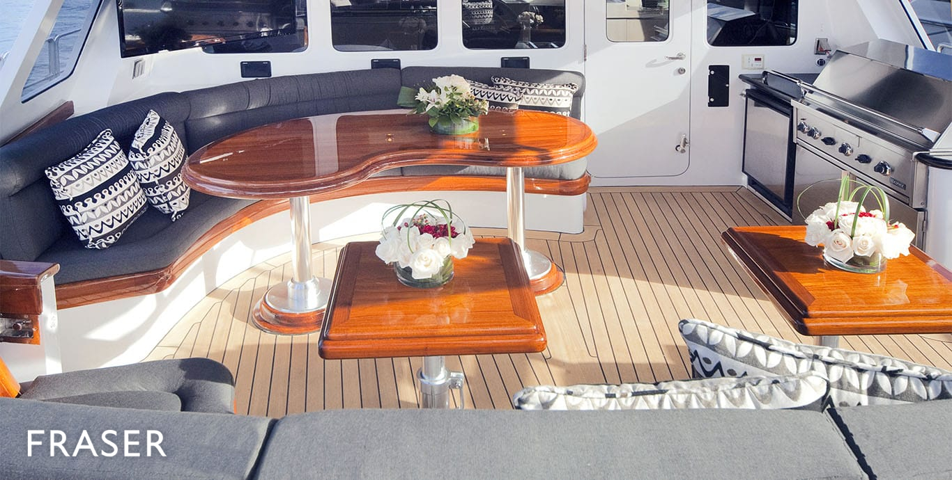 TOTO yacht