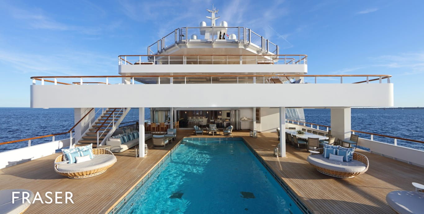Andromeda Yacht Fraser