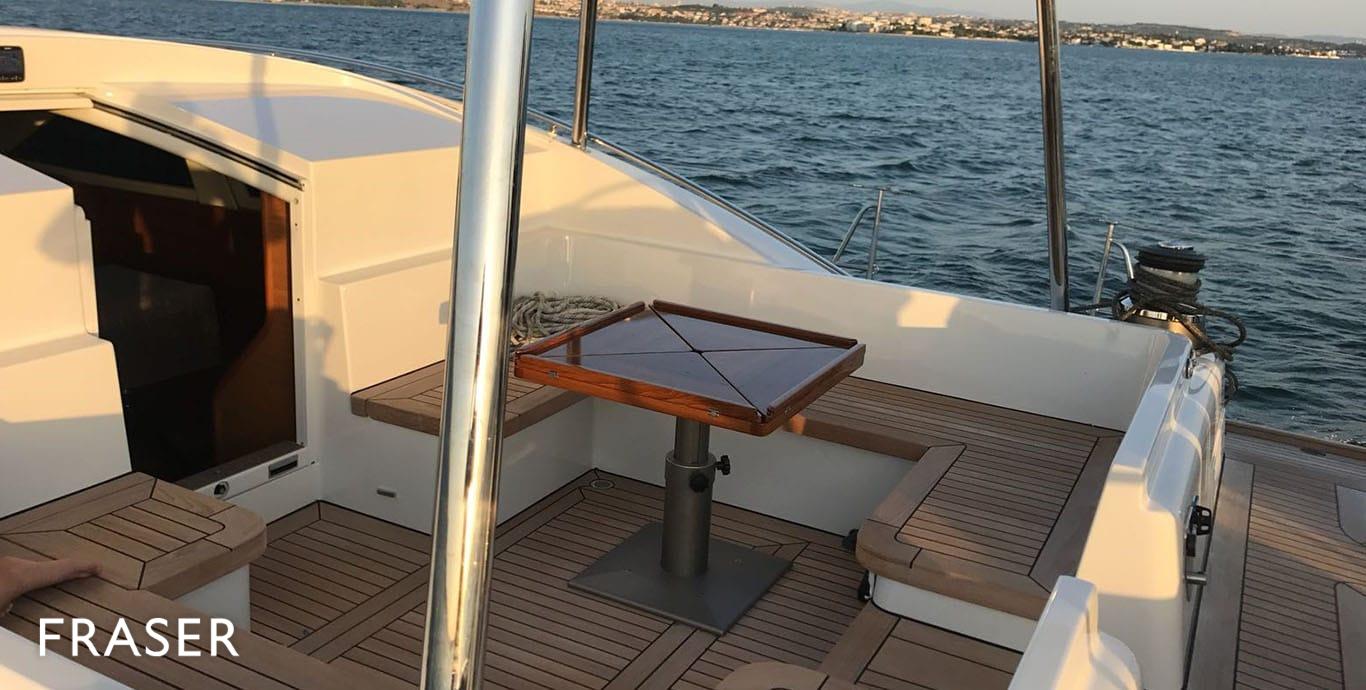 VAYU yacht