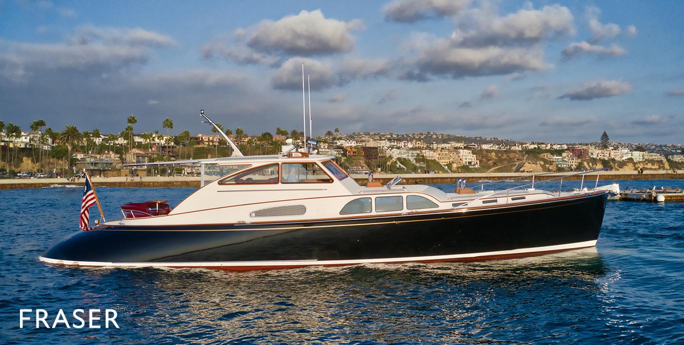 Vendetta Yacht For Sale Fraser