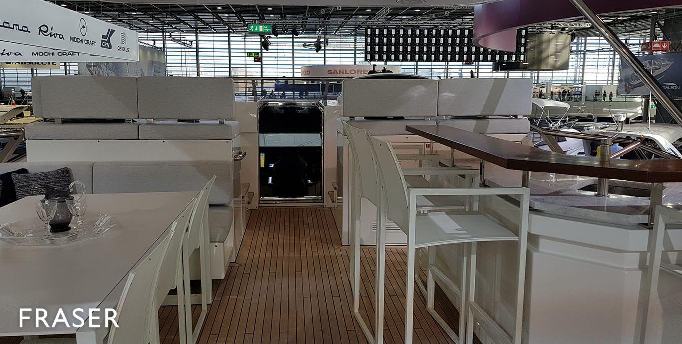 VICIOUS RUMOUR yacht