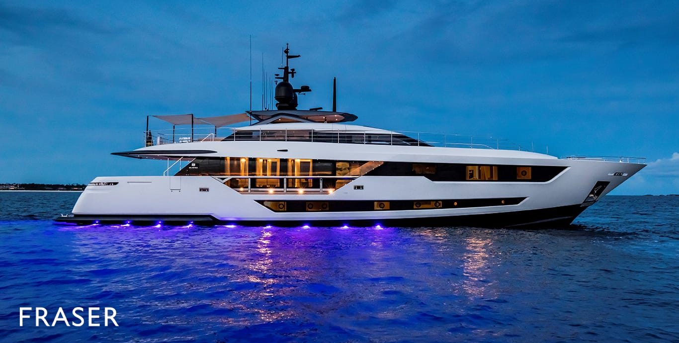 VISTA BLUE yacht