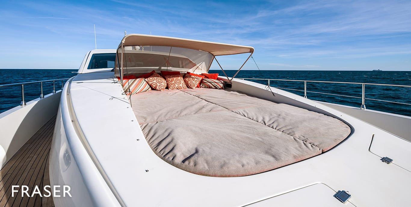 VODKA yacht