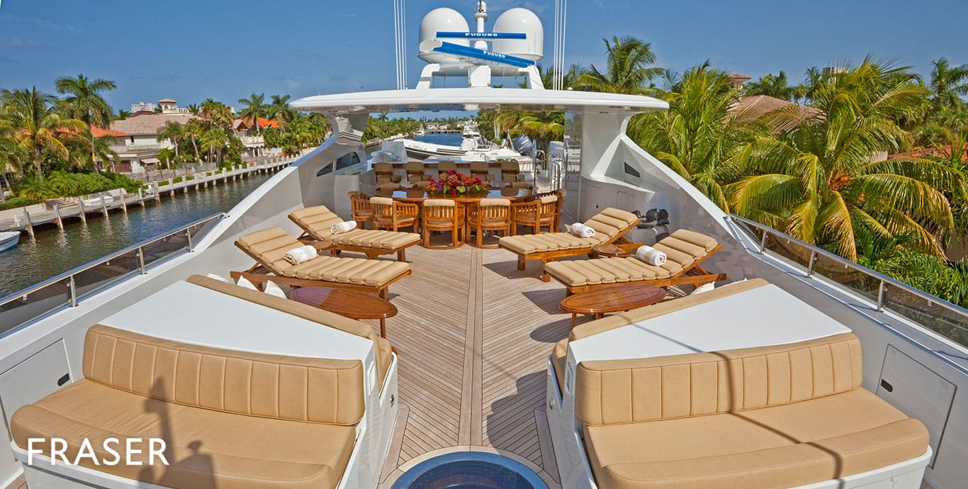 WHEELS yacht