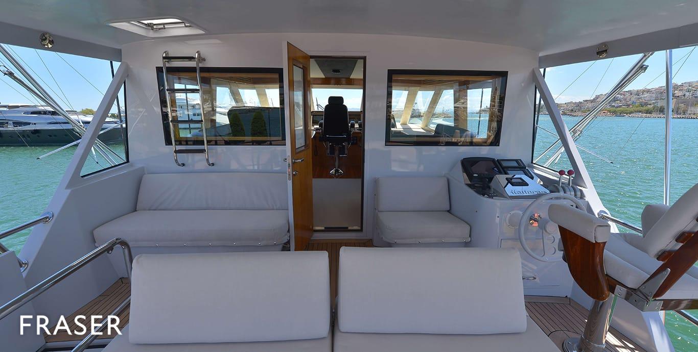 WILD CHILD yacht