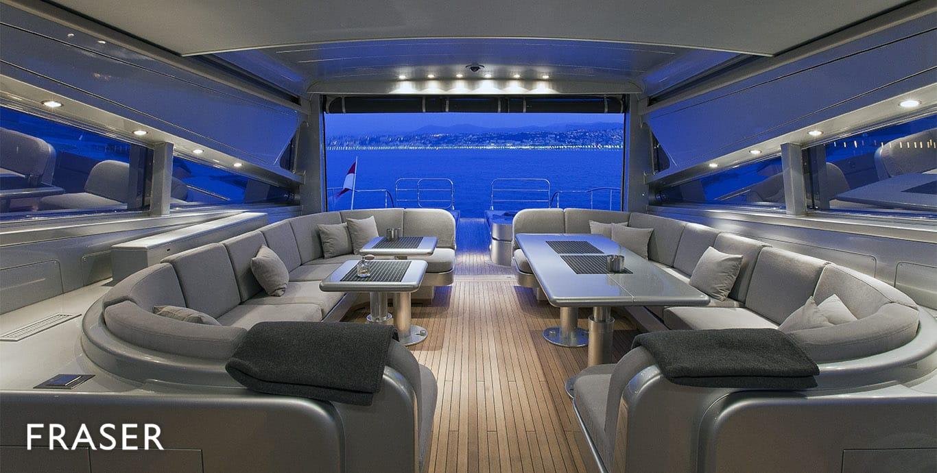 ZAMBOANGA yacht